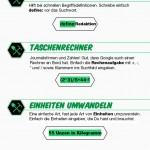 Weitere Google-Tricks: Definitionen, Taschenrechner, Einheiten umwandeln
